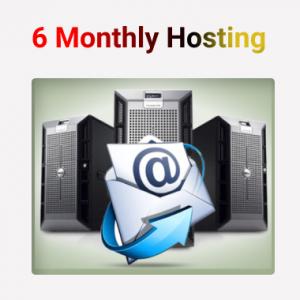 6 months hosting